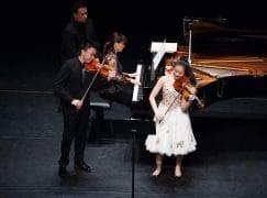 Biz news: Violinist, 19, gets top management
