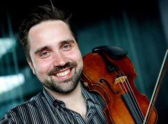 Israel Phil names Icelander as principal 2nd violin