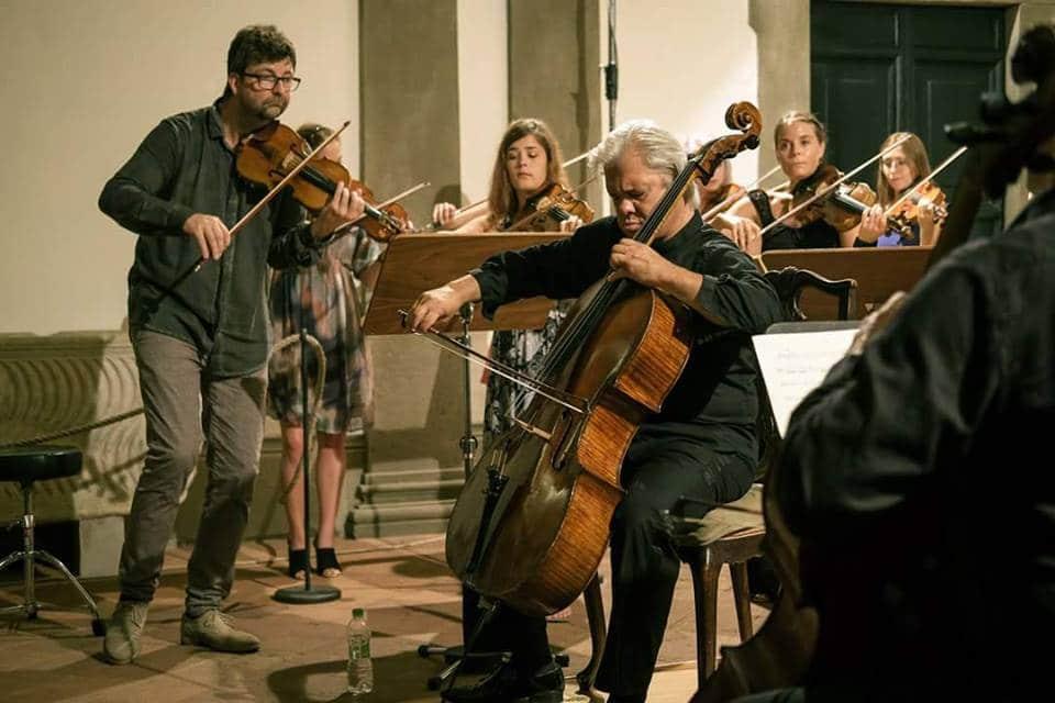Vienna trio changes cellist