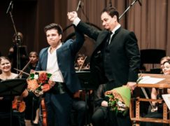 Major violin contest is fixed by the usual suspects