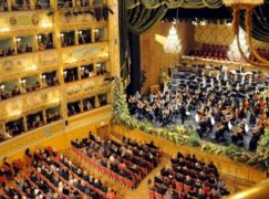 Happy news: La Fenice reopens after fire