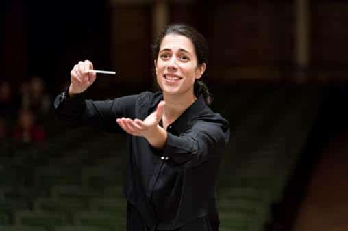 Another new conductor is on her way