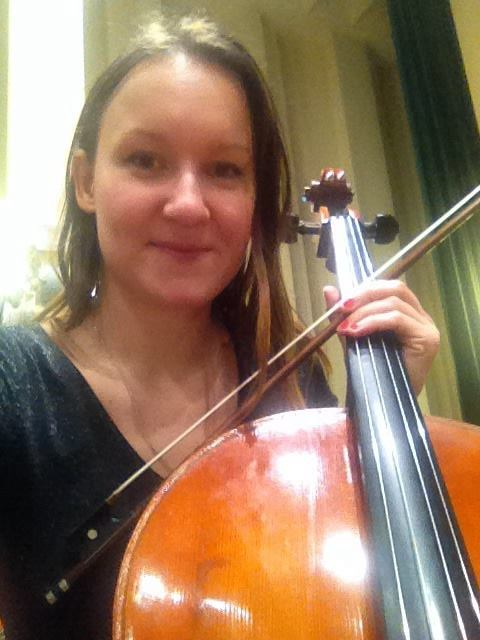 A cello is stolen between Potsdam and Berlin