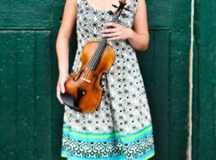 New concertmaster in Canada