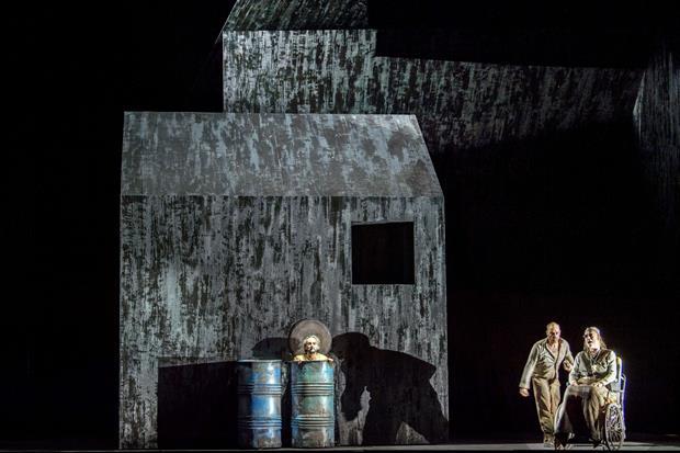 Victor Orban attends triumphant Kurtag premiere at La Scala