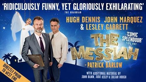 Lesley Garrett to play Christmas comedy