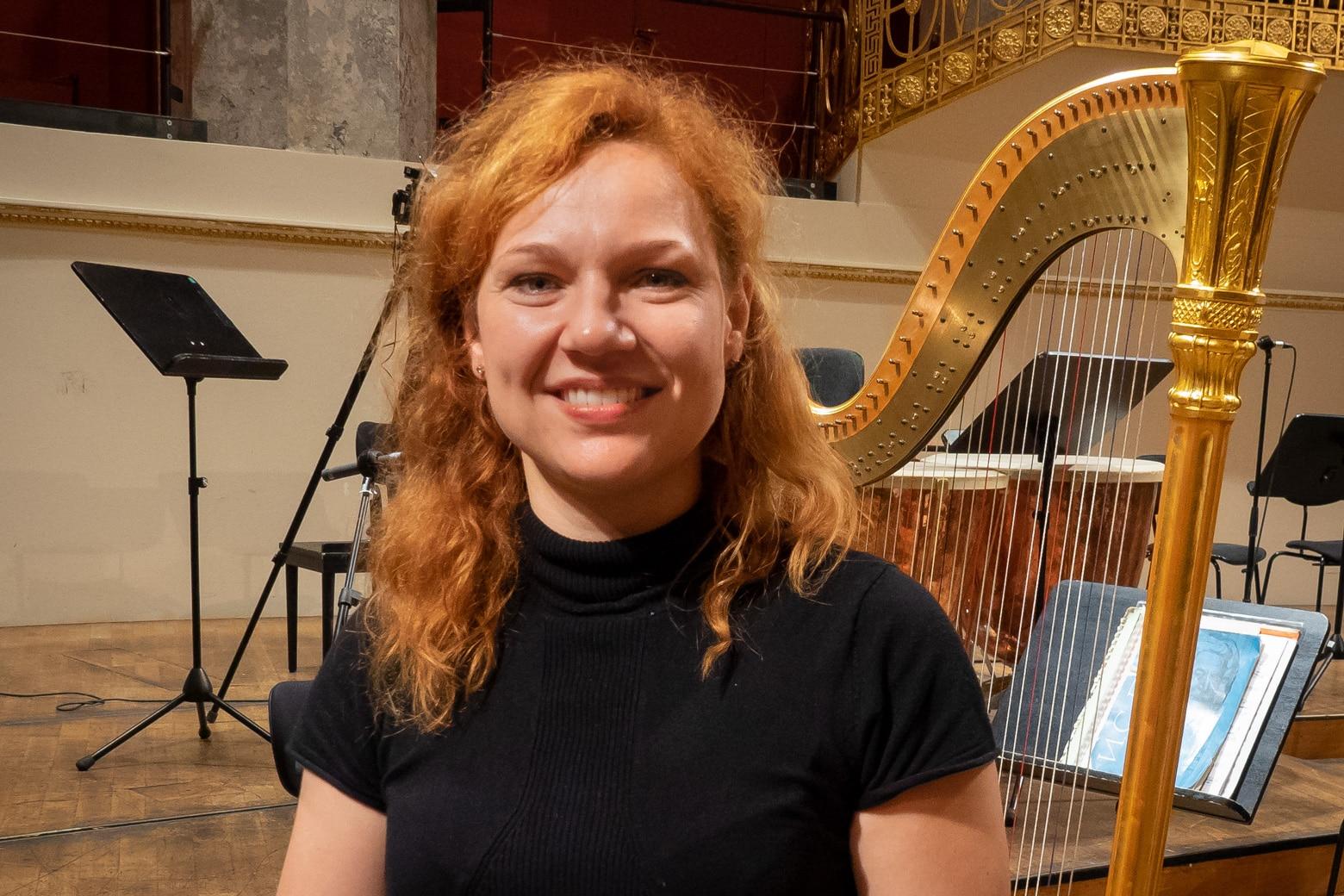 Breaking: Vienna has new 1st Konzertmeisterin