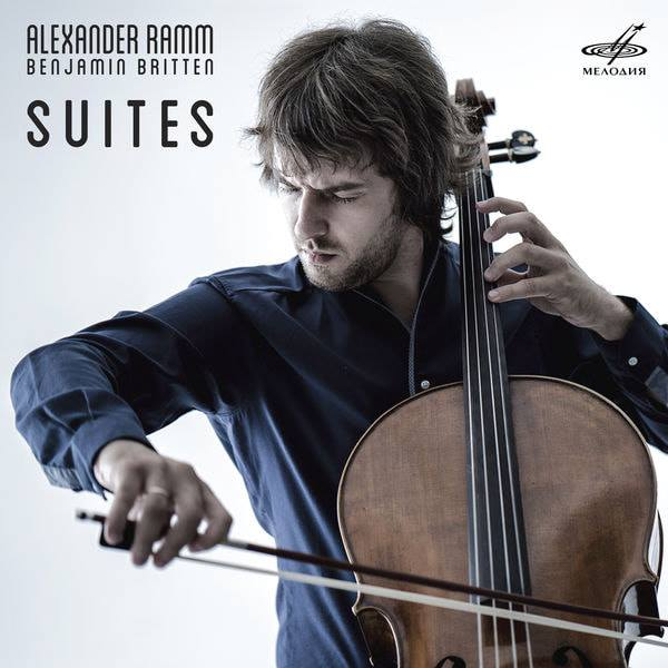 I played the Britten cello suites with a broken elbow