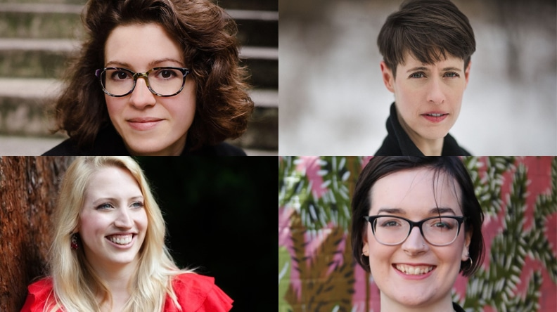 Glyndebourne picks four women composers