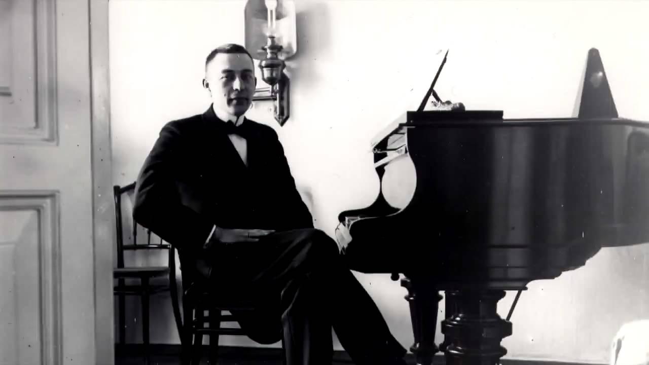 All by Myself: the Rachmaninov original