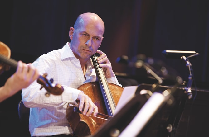 Just in: LSO loses principal to the opera house