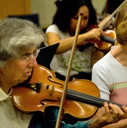 Miriam leaves $10 million to music teaching