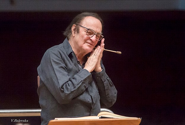 Just in: Spanish orchestra sacks Charles Dutoit