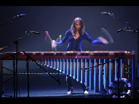 Evelyn Glennie becomes charity chief