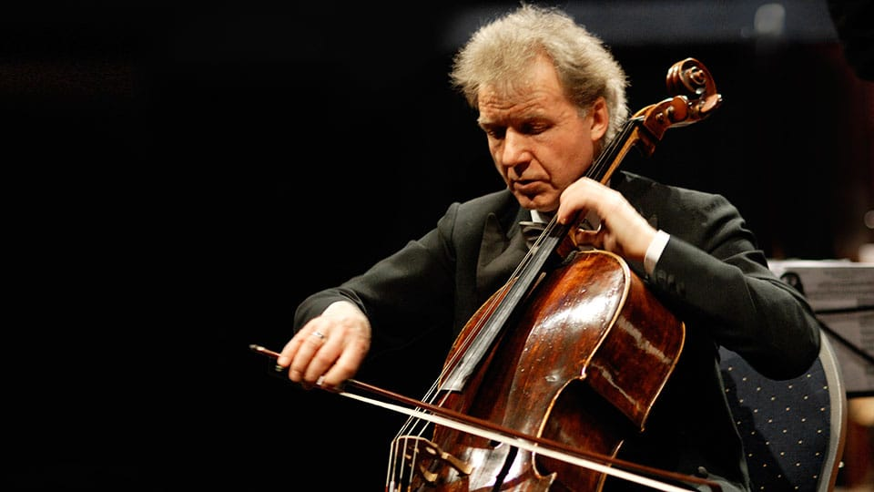 Death of a modernist cellist