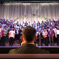 Conductor quits Los Angeles Gay Men's Chorus