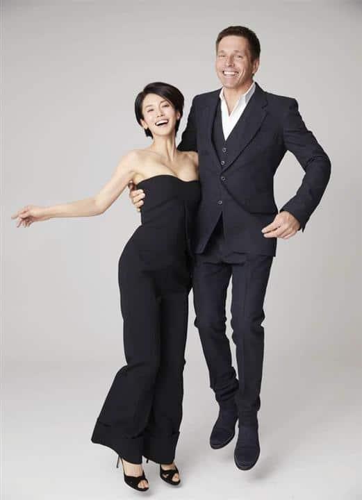 Vienna Philharmonic violist marries Japanese film star