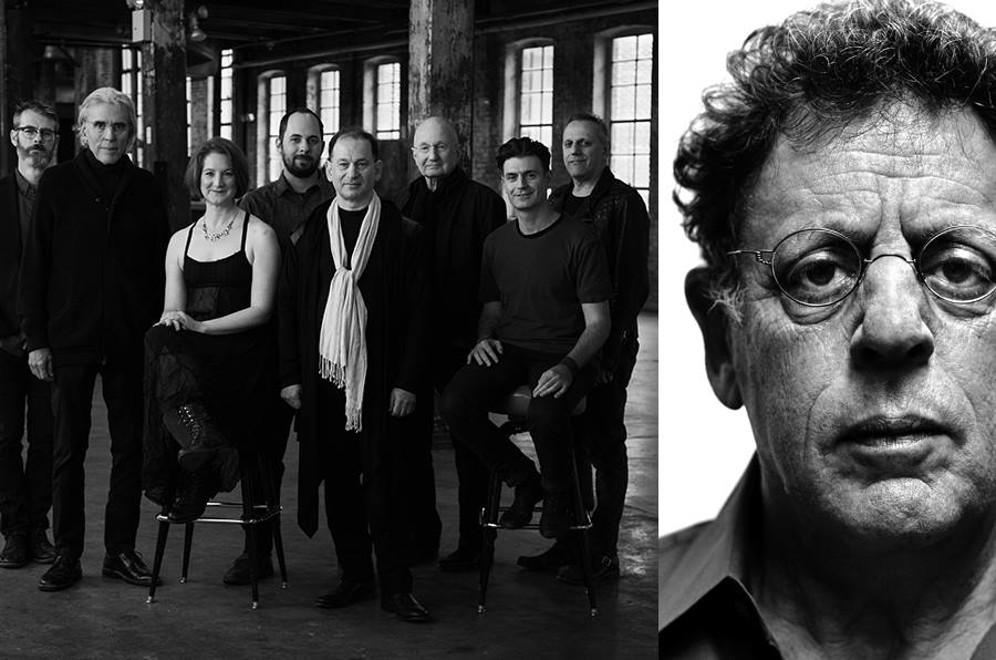Just in: New York gets a Philip Glass Institute