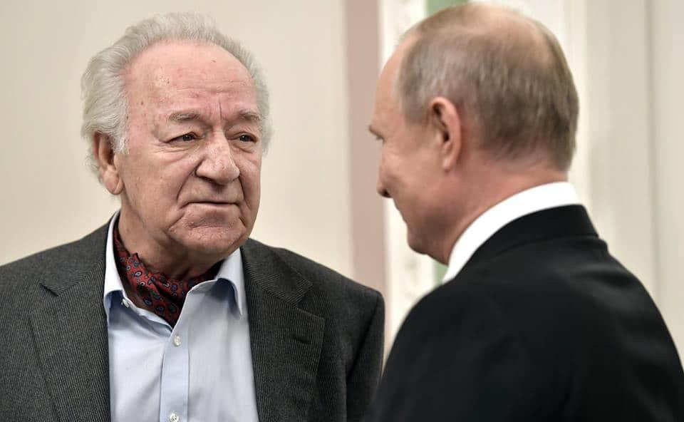 Sicklist: Temirkanov's out