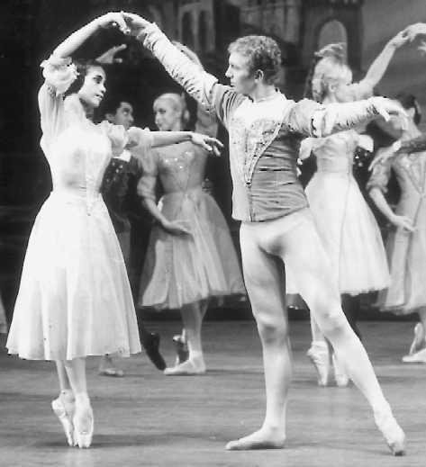 Death of a breakthrough ballerina, 83
