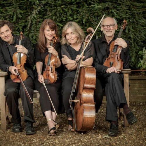 Slipped Disc | The world's longest running string quartets