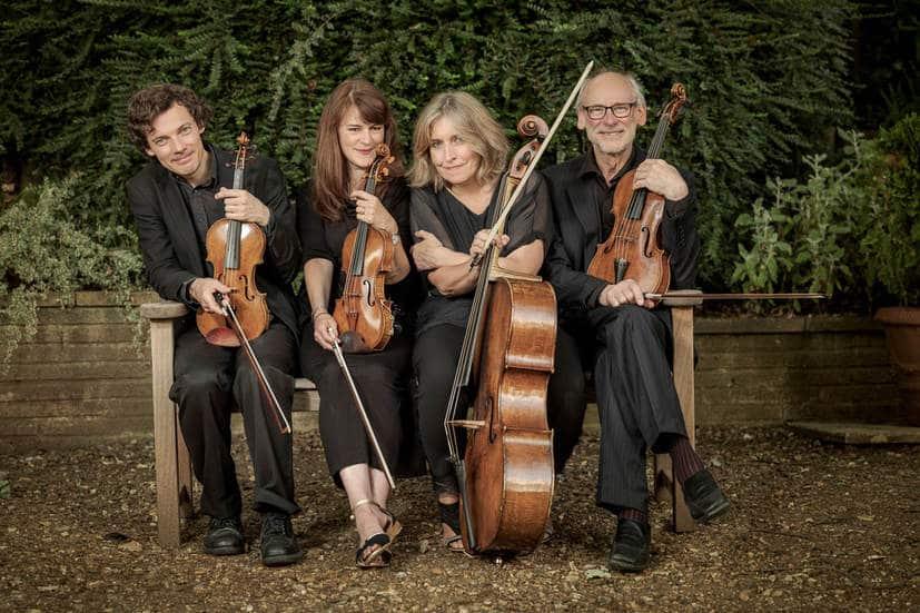 The world's longest running string quartets