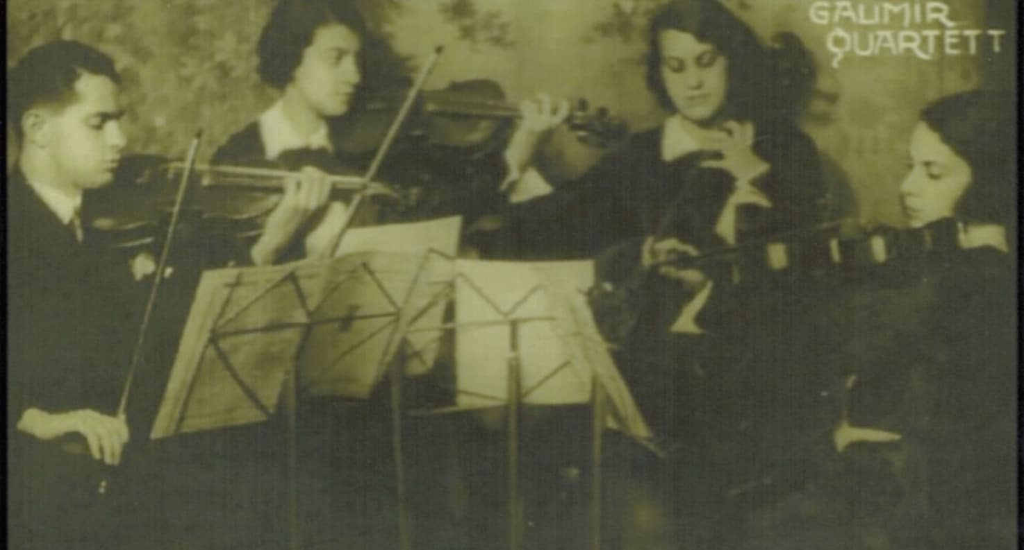 The first major string quartet with more women than men