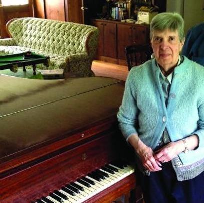 Juilliard mourns its Nadia Boulanger