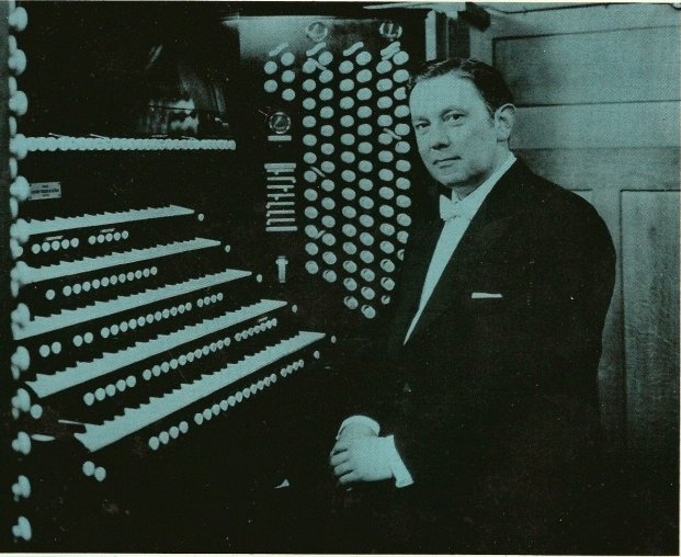 Death of a great British organist, 89