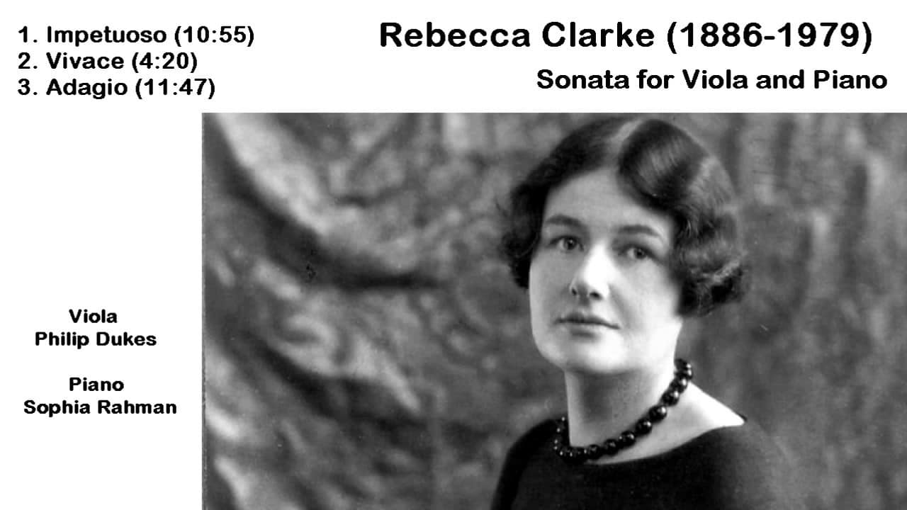 Have we got it wrong about Rebecca Clarke?