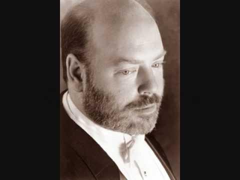 Death of a major American baritone, 65