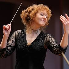 Dohnanyi told her not to conduct
