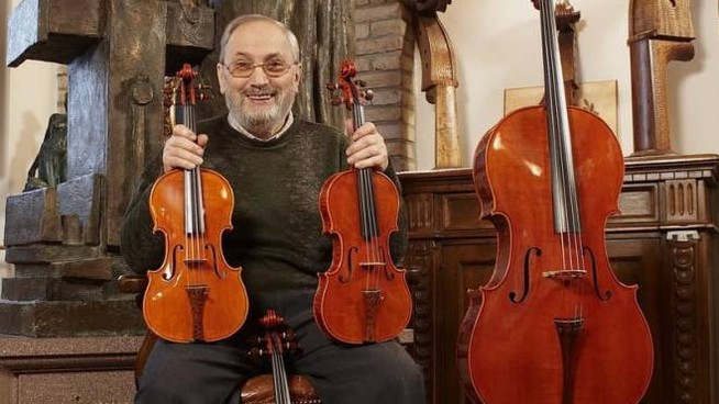 Death of a Cremona maestro, 89