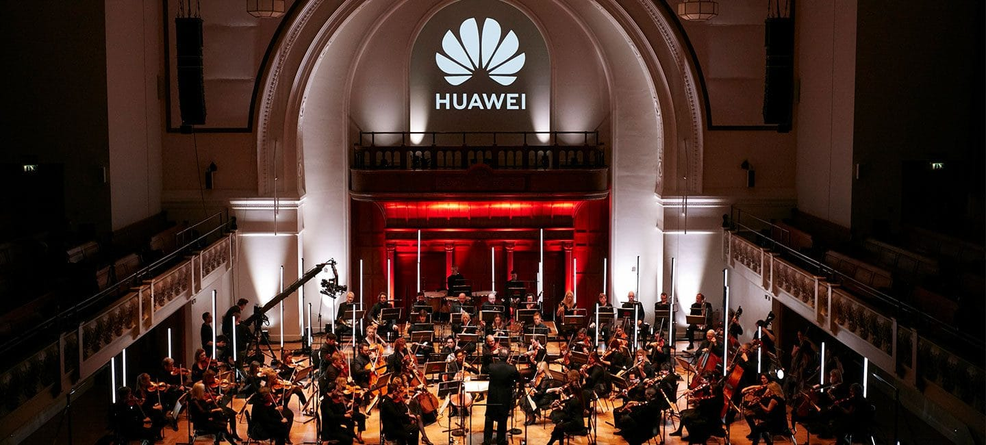 Listen: Schubert's finished symphony by Huawei