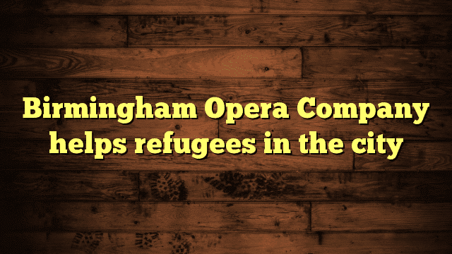 Refugees are recruited in Birmingham's Lady Macbeth