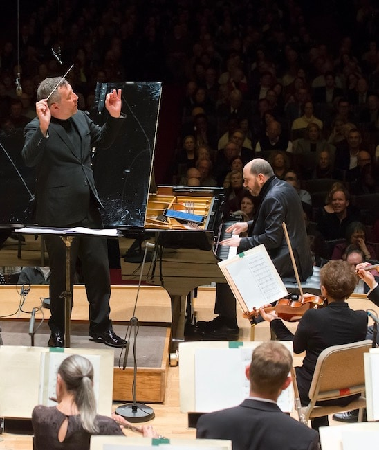 One ticket, three conductors
