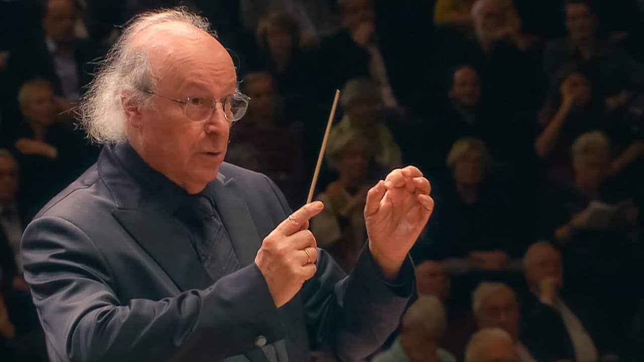 Maestro move: New job for Eliahu Inbal