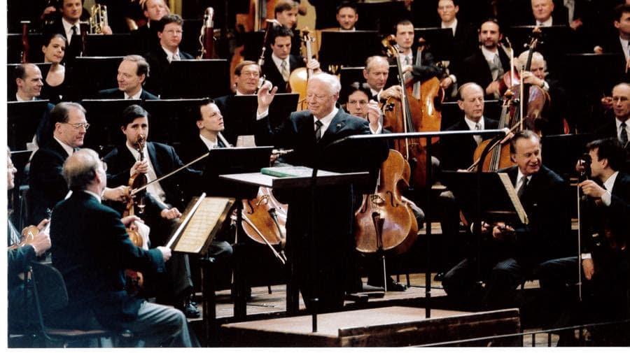 Bernard Haitink: the highlights