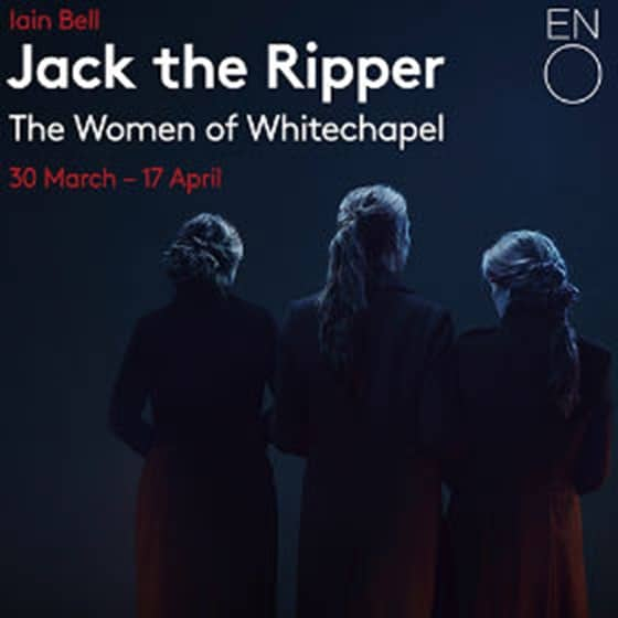 Can Jack the Ripper save English National Opera?
