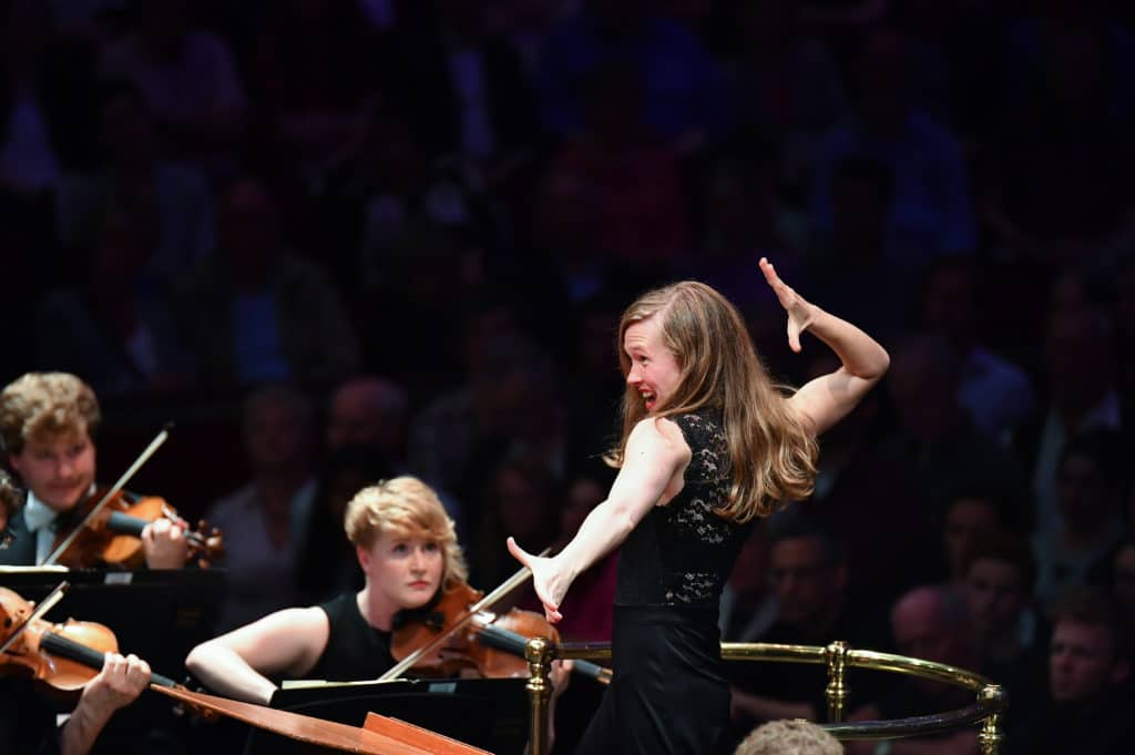 Exclusive: Don't lump us together as women conductors