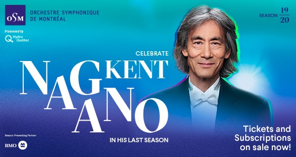 Montreal finds a title for Kent Nagano