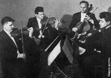 The last of a great quartet