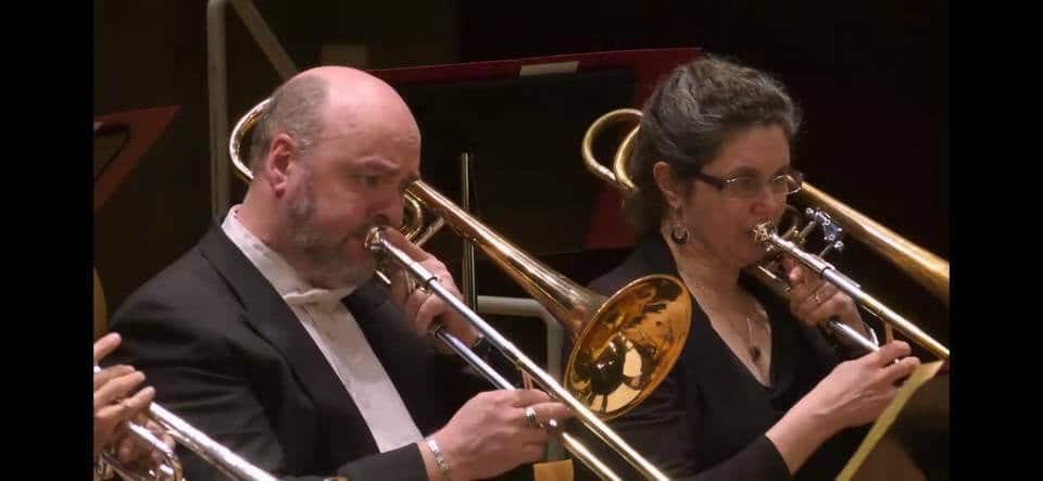 A trombonist stumbles on Vienna's old boy's club