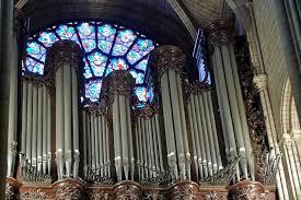 Paris latest: Notre Dame organ has survived the fire