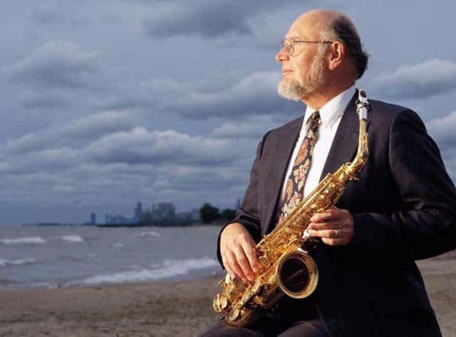 Death of an American saxophone virtuoso, 83