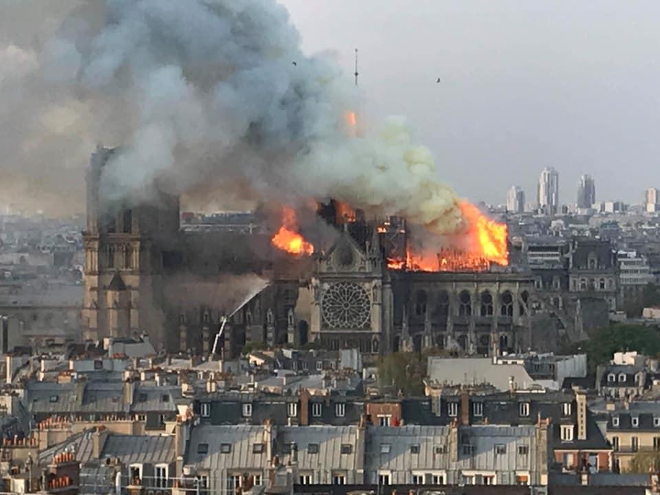 In memoriam Notre Dame de Paris