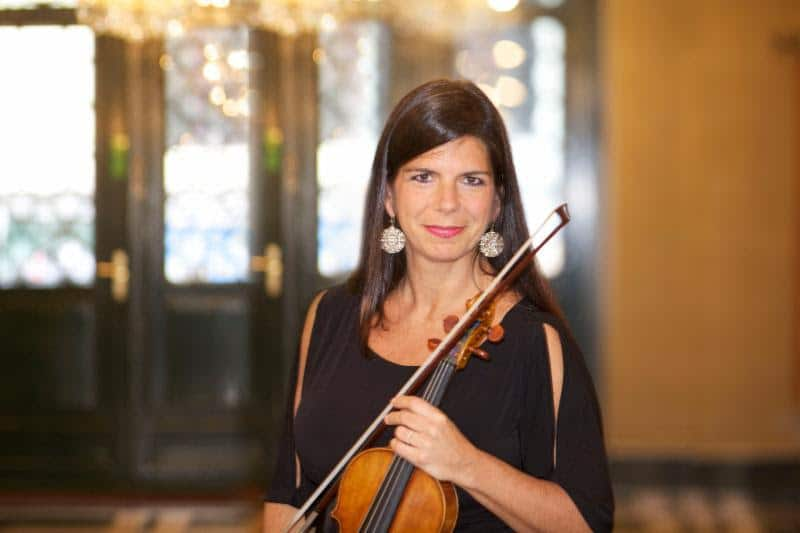 Pamela Frank to head Menuhin Competition