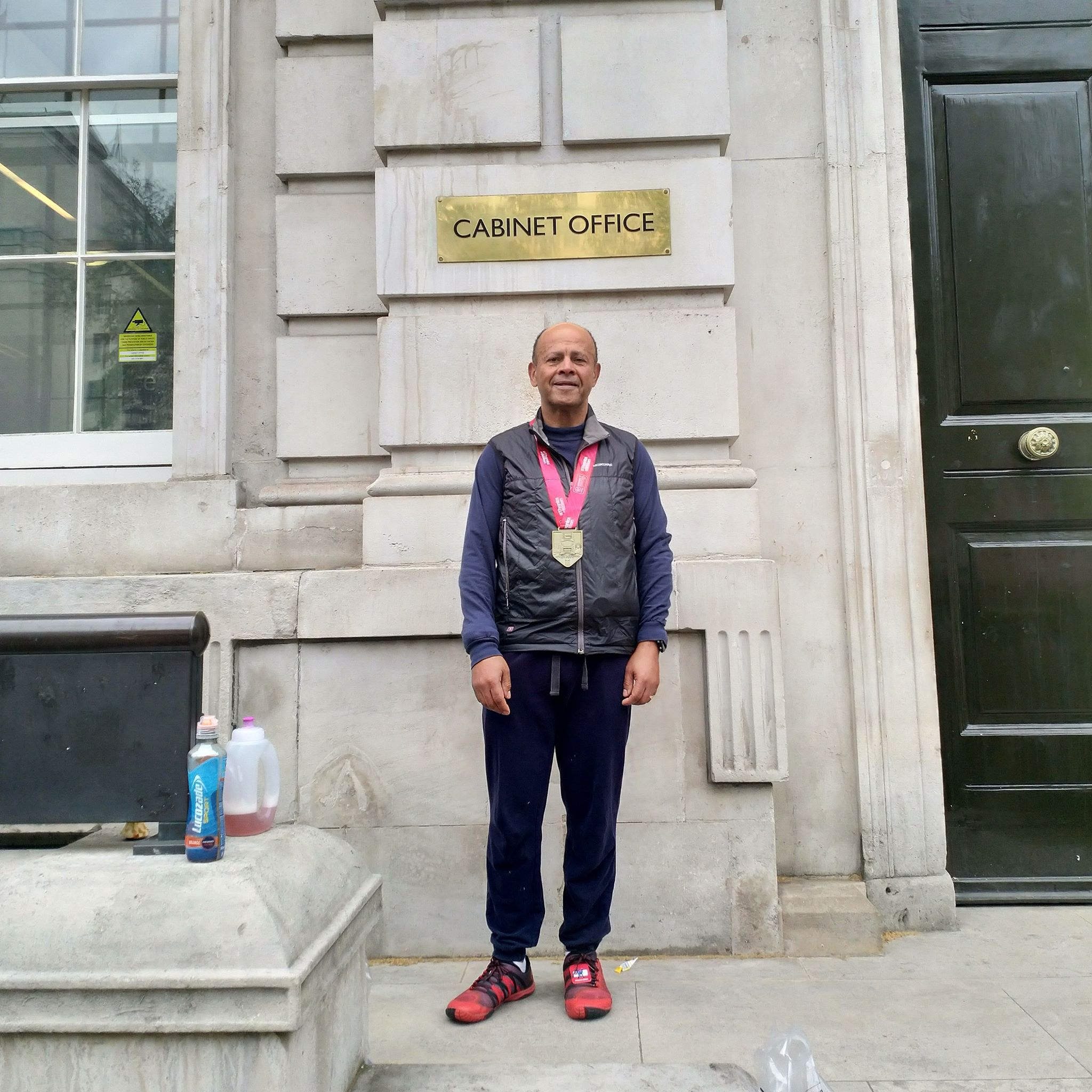 Musicians who ran the 2019 London Marathon