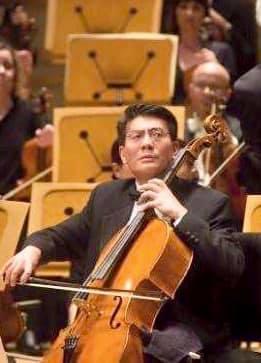 Sad death of a principal cellist, 56