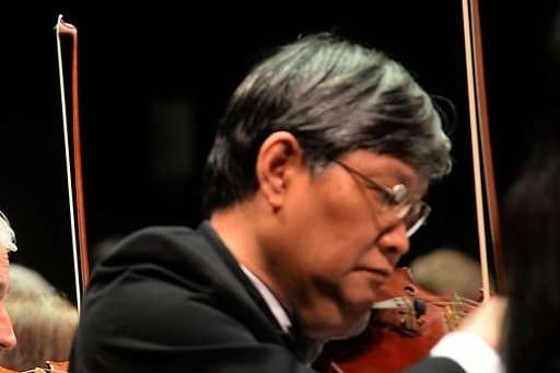 Shock and grief as orchestra violinist, 60, drops dead in mid-concert